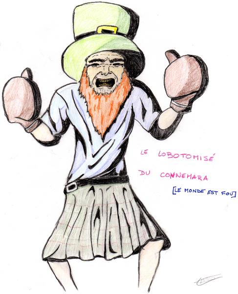 Le lobotomisé du Connemara Nicolas