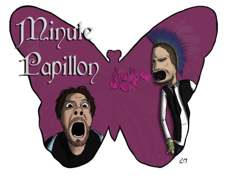 Crazy Papillon par Louka