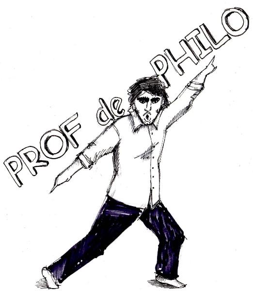 Prof de Philo par Nawel